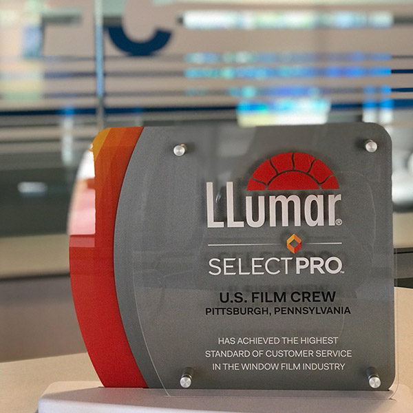 Llumar Select Pro Experts